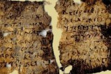 Lost Early Christian 'Gospel' Has Apparently Been Rediscovered