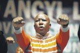 Anarchy or Land Reform Warns Malema
