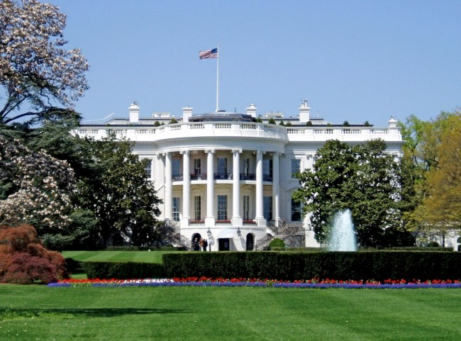 Man  Jumped Fence White House
