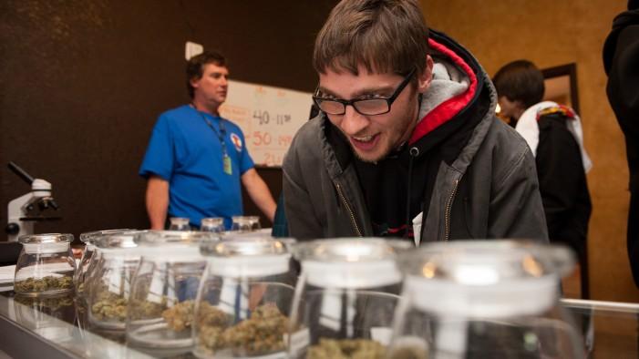 Marijuana: Welfare Pays for Weed in Colorado and Washington