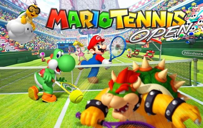 Mario Tennis Open The forgotten mario tennis game