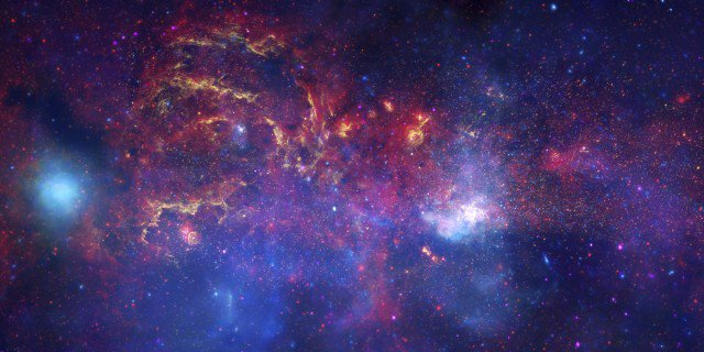 Molecule of Life Detected in Center of Milky Way Galaxy