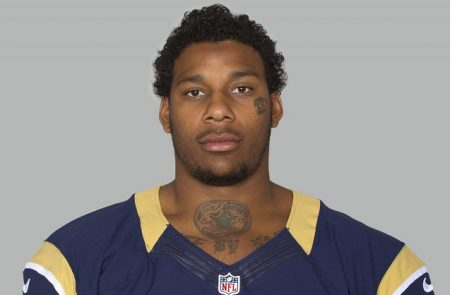 NFL Player Ethan Westbrooks Gets Face Tattoo for Motivation to Excel