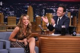 Jimmy Fallon Flips Lips With Sofia Vergara [Video]