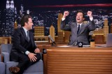 Jimmy Fallon Talks About 'Gone Girl' With Ben Affleck [Video]