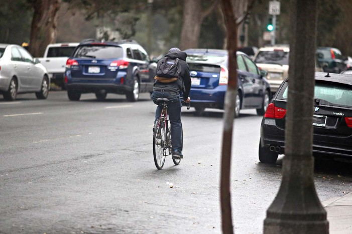 New California Law: Share the Road With Cyclists Or Pay a Fine