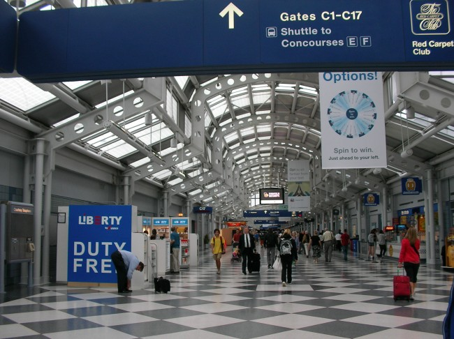 O Hare International Airport  Busiest Airport