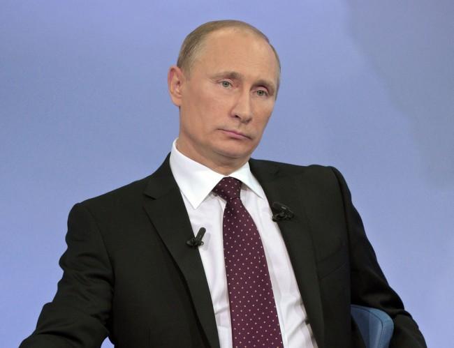 Putin Soviet Union