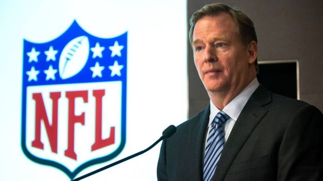 Roger Goodell Ray Rice NFL Domestic Violence