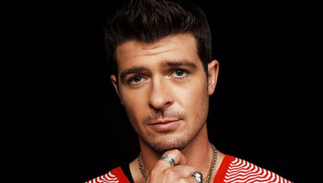 Robin Thicke Blurred the Lines of Truth About His Role in Writing His Hit Song