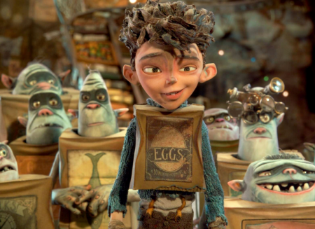 The Boxtrolls American Attempt at British Humor (Review/Trailer)