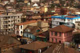 Ebola Virus Lockdown in Sierra Leone Isolates Six Million People