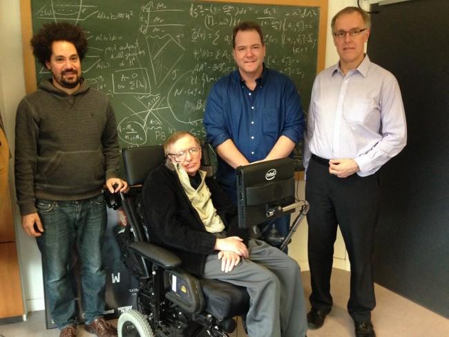 Stephen Hawking  Admits to Being an Atheist
