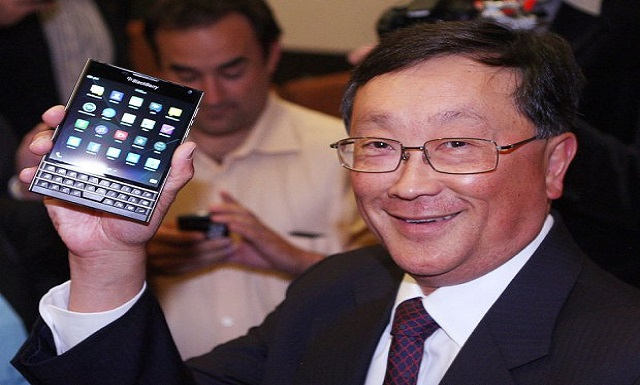 The BlackBerry Passport Is Here
