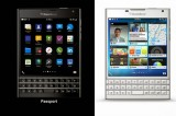 The BlackBerry Passport Is Here [Video]