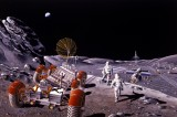 Travel Report Says People on Earth Will Be Vacationing on Moon by 2024