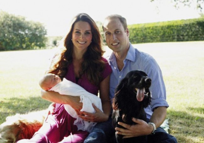 William and Kate Duke and Duchess of Cambridge Royal Baby