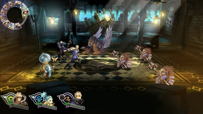 2D RPG action in new game Zodaic