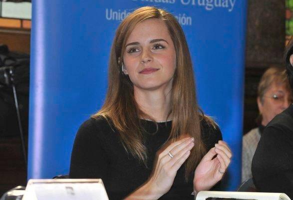 Is Emma Watson Following in Angelina Jolie's Footsteps ?