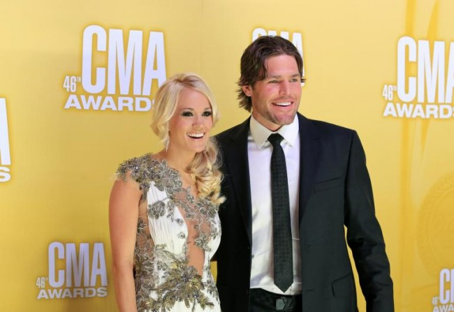 Carrie Underwood Announces She Is Expecting First Baby