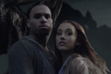 Ariana Grande Sings in Chris Brown Video [Video]