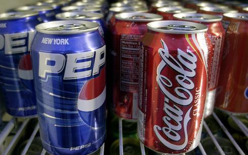 Soda Companies Say Cutting Calories, But A Marketing Ploy?