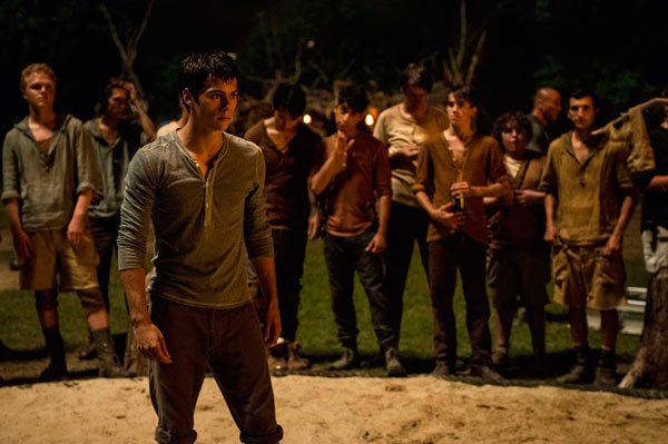 'Maze Runner' Ran Over Competition to Take #1 Spot at Box Office