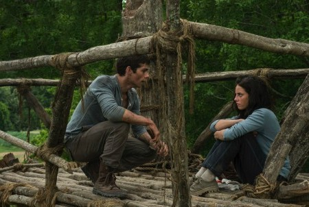 'The Maze Runner' Does Not Walk Through Its Story (Review/Trailer)