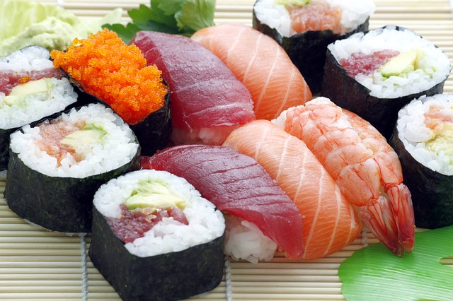 Sushi Popularity Impact on Sustainable Seafood