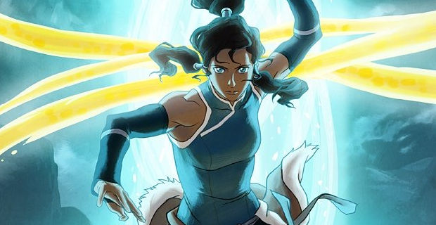 Legend of Korra Book 4 Will Provide Needed 'Balance' on October 3 Online