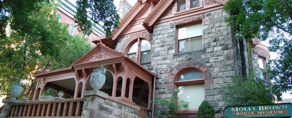 Molly Brown House Museum Hosts Victorian Halloween