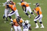 Peyton Manning Versus Brett Favre