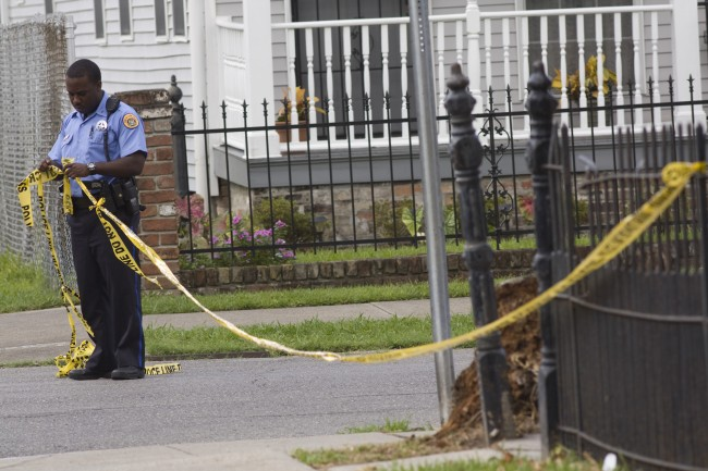 Shooting in Detroit's East Side Leaves Three Year Old Dead