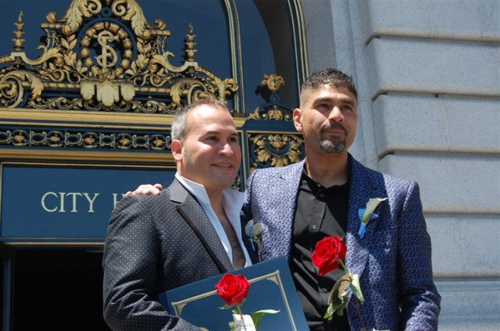 Same-sex Marriage Is Official in Arizona
