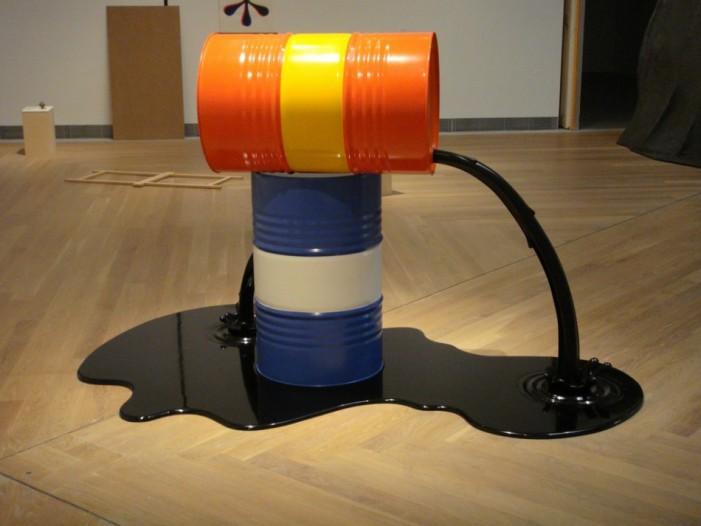Oil Spill in Caddo Parish