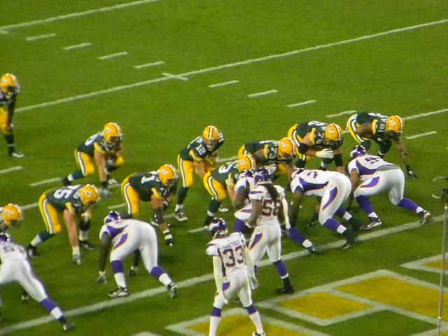 Vikings Packers