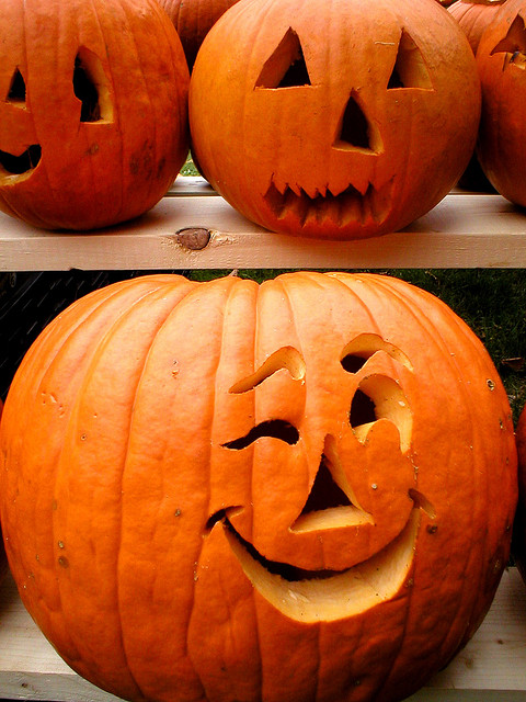 Pumpkins Go 2.0 with Modern Carving Ideas