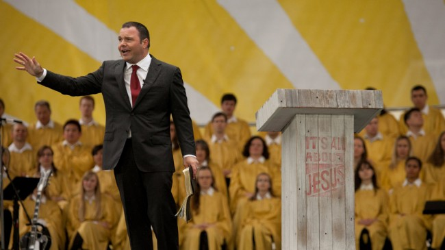 Mark Driscoll and Mars Hill Church Part Ways
