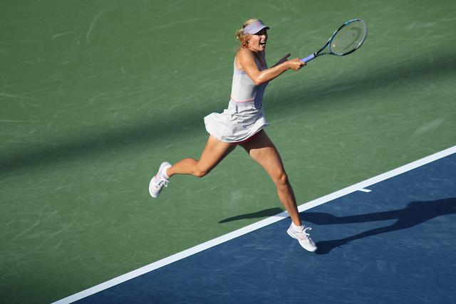 Maria Sharapova WTA No. 1 Chances Decrease After Wozniaki Defeat