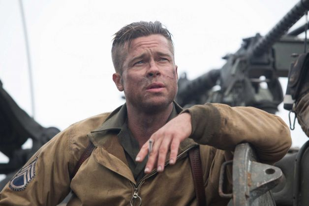 'Fury' Starring Brad Pitt Will Likely Storm to Number One [Preview]