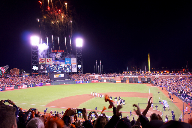 San Francisco Giants Take Momentum Back