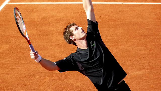 Andy Murray and Tomas Berdych Advance in ATP Race to London