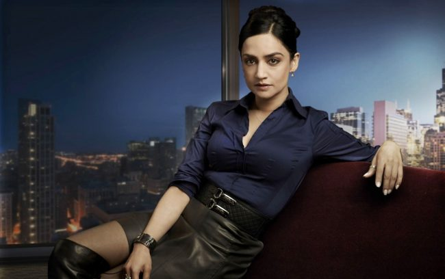 Archie Panjabi CBS The Good Wife