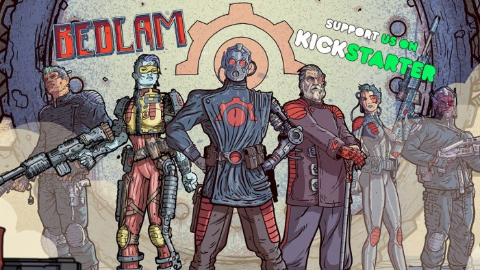 Bedlam Kickstarter Needs Help [Video]