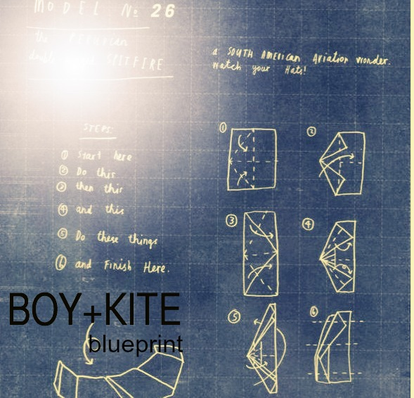 Boy + Kite