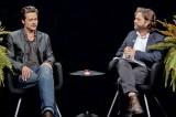 "Brad Pitt Called ""Hitler's Dream"" by Zach Galifianakis"