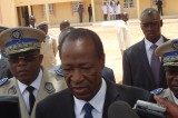 Burkina Faso Tells President His Time Is Up