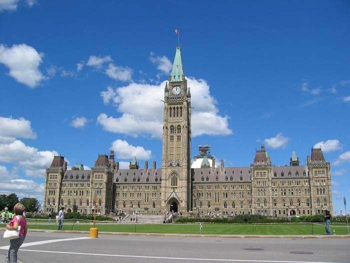 Shooting Inside Canada's Parliament Building Forces Lockdown