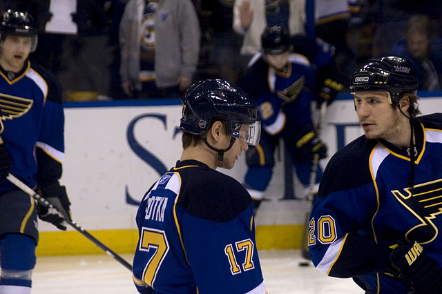 St Louis Blues 30 in 30 NHL Daily