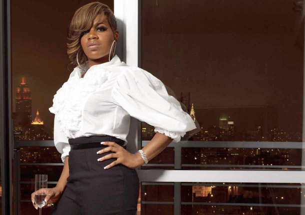 Fantasia Barrino Baby Father Sues for Full Custody